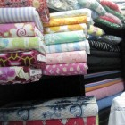 Material patchwork si quilting